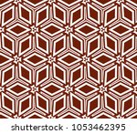 abstract background with... | Shutterstock .eps vector #1053462395