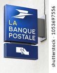 villefranche  france   march 18 ... | Shutterstock . vector #1053697556