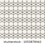 diamond vector pattern | Shutterstock .eps vector #1053878462