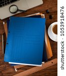 files and folders | Shutterstock . vector #1053918476
