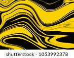 yellow and black creative... | Shutterstock . vector #1053992378