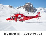 flumserberg   march 25  the...   Shutterstock . vector #1053998795
