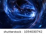 somewhere in the universe.... | Shutterstock . vector #1054030742