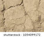 vector abstract grungy coarse... | Shutterstock .eps vector #1054099172