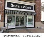 walnut creek  ca usa   march 24 ... | Shutterstock . vector #1054116182
