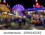 the minnesota state fair is the ... | Shutterstock . vector #1054142252