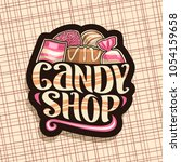 Vector Logo For Candy Shop ...
