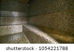 interior of luxury turkish bath ... | Shutterstock . vector #1054221788