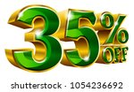 35  off   thirty five percent... | Shutterstock .eps vector #1054236692
