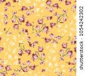Flower Patchwork Pattern  I...