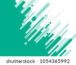 abstract green and gray rounded ... | Shutterstock .eps vector #1054365992