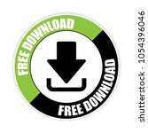 free download sticker vector...