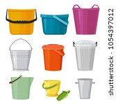 Different Buckets. Vector Set...