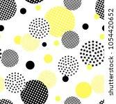 seamless pattern. abstract... | Shutterstock .eps vector #1054420652