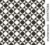 black and white abstract...   Shutterstock .eps vector #1054474286