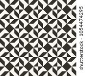 black and white abstract... | Shutterstock .eps vector #1054474295