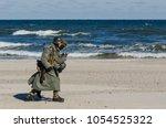kolobrzeg  west pomeranian  ... | Shutterstock . vector #1054525322