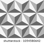 Pattern Of Triangle Seamless...