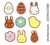 Easter Cookies. Seasonal Sprin...