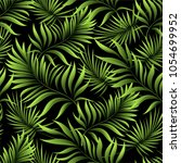 seamless pattern of a tropical... | Shutterstock .eps vector #1054699952