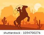 vector illustration of... | Shutterstock .eps vector #1054700276