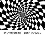 black and white spirals of the... | Shutterstock .eps vector #1054704212