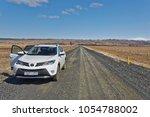 vik  iceland   may 08  2015....   Shutterstock . vector #1054788002
