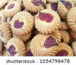 cookies for packaging  | Shutterstock . vector #1054798478