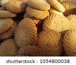 best cookies for packaging  | Shutterstock . vector #1054800038