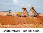 kuala lumpur  malaysia  april... | Shutterstock . vector #1054815806