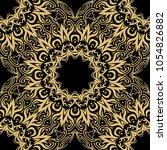 beautiful geometric seamless...   Shutterstock .eps vector #1054826882