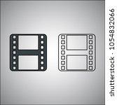 cinamatographic film strip fill ...