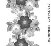 abstract seamless floral... | Shutterstock .eps vector #1054937162