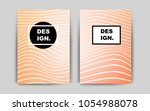light orange vector template...