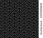 seamless arrows pattern.... | Shutterstock .eps vector #1055000828
