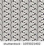 vector floral seamless pattern. ... | Shutterstock .eps vector #1055021402
