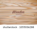 wood texture background vector... | Shutterstock .eps vector #1055036288