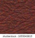 thin japanese dark red paper ... | Shutterstock . vector #1055043815