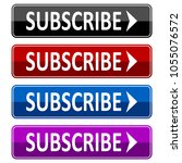 simple  flat subscribe button...