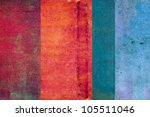 earthy background image and... | Shutterstock . vector #105511046