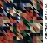 abstract colorful triangles for ...   Shutterstock .eps vector #1055113466