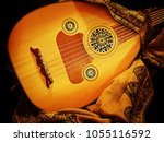 the oud is the most popular... | Shutterstock . vector #1055116592
