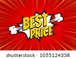 sale discount offer hand drawn...   Shutterstock .eps vector #1055124338