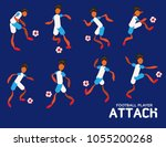 flat illustration vector art... | Shutterstock .eps vector #1055200268