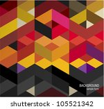 abstract background | Shutterstock .eps vector #105521342