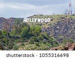 hollywood california   march 25 ... | Shutterstock . vector #1055316698