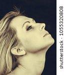elegance  feminity  lady beauty ... | Shutterstock . vector #1055320808