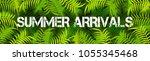website banner design with text ... | Shutterstock .eps vector #1055345468