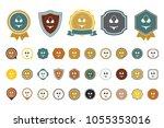 swimming wear icon   Shutterstock .eps vector #1055353016