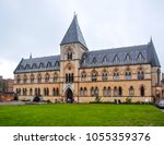 oxford university museum of... | Shutterstock . vector #1055359376